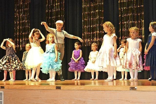 Hollywoodreife Tanzkunst für jedes Alter
