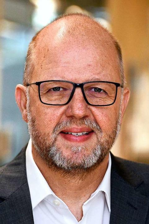 Der Intuitive-Deutschland-Chef Dirk Barten stammt aus Freiburg.   | Foto: Thomas Kunz