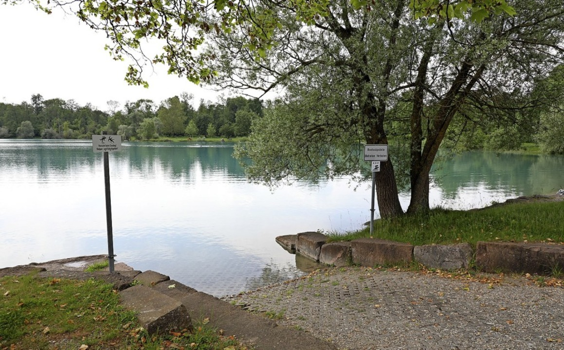 Der Waldmattensee soll für Wohnmobilurlauber attraktiver werden.    Foto: Christoph Breithaupt