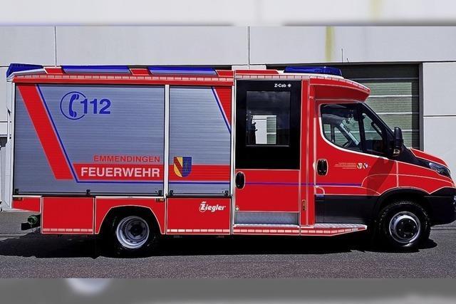 Rat billigt neues Löschfahrzeug für die Feuerwehr