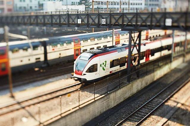 Die Regio-S-Bahn im Raum Basel hat die Kapazitätsgrenze erreicht