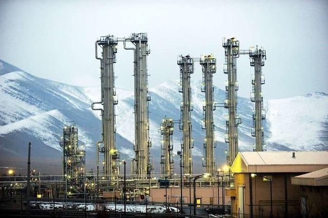 Iran verstößt gegen weitere Vorgabe des Wiener Atomabkommens