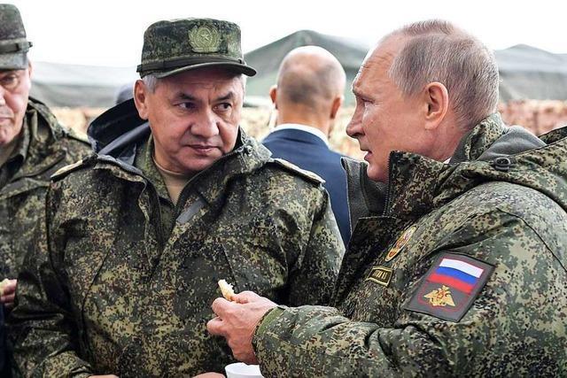 Russland hat sich massiv in den Donbasskrieg eingemischt
