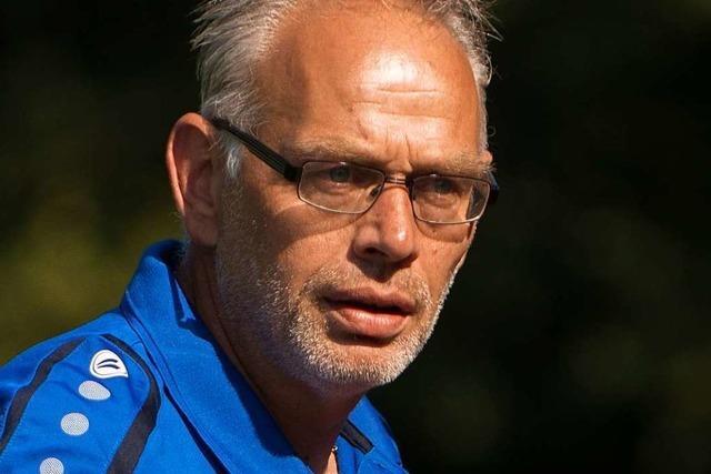 Albbruck-Coach Rainer Jehle: