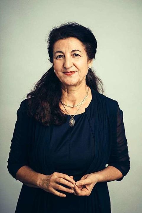 Necla Kelek glaubt, die Mehrheit der M...rgaben des islamischen Familienrechts.    Foto: Cyrel Schirmbeck