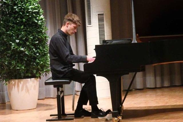 Musikschüler bekommen Preise bei Jugendmusikwettbewerb