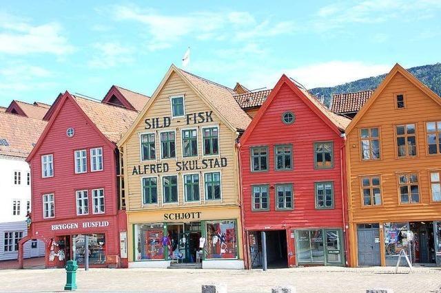 Norwegen: Mit dem Postschiff unterwegs