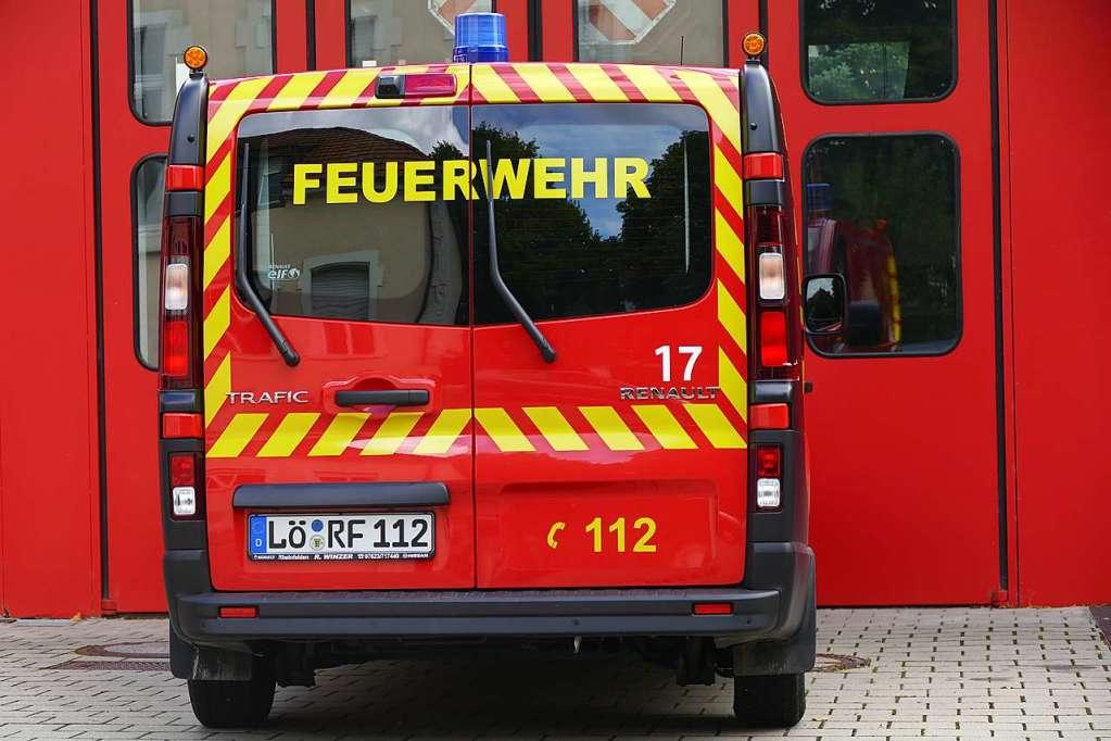 Wasserdampf löst Feuerwehreinsatz in Rheinfelder Kita aus - Rheinfelden - Badische Zeitung