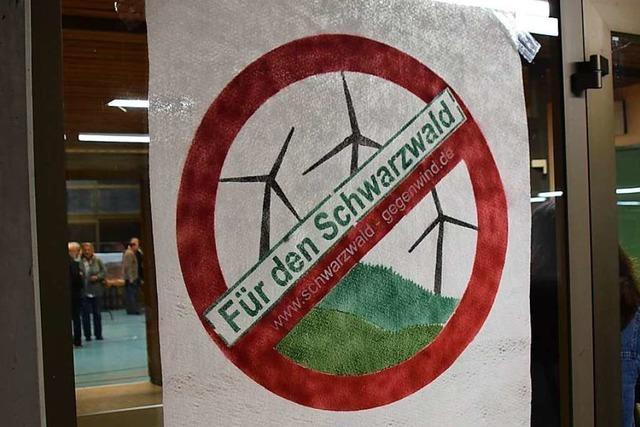 Windkraft: BI-Sprecher wirft Gerd Schönbett Heuchelei vor