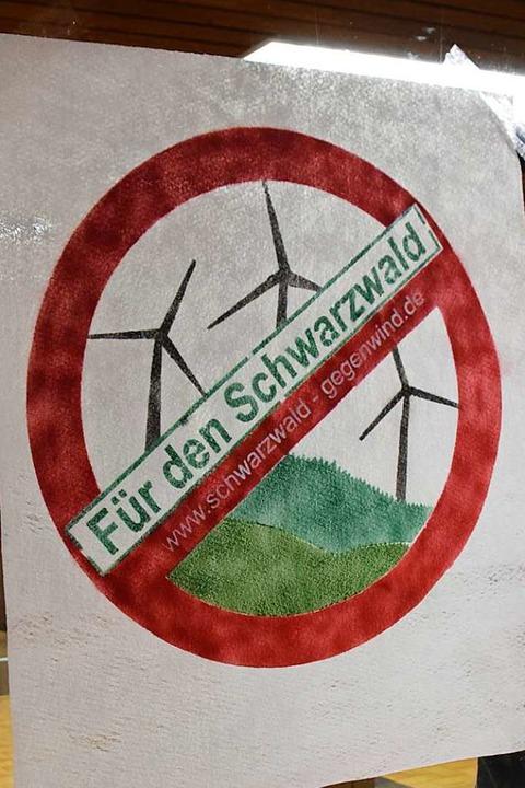 Der Streit um die Windkraft wird im Kleinen Wiesental erbittert geführt.  | Foto: Stefan Ammann
