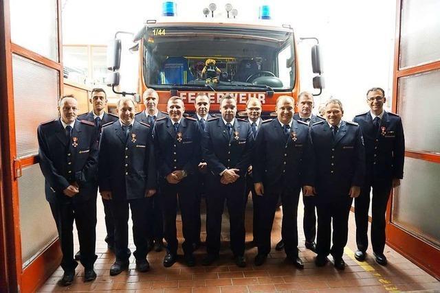 Viel weniger Fehlalarme für Herrischrieder Feuerwehr als 2018