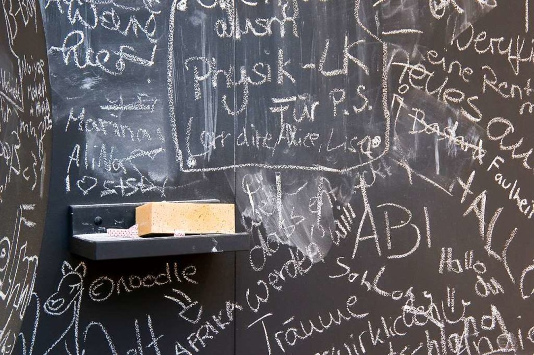 Die Zusammensetzung der Klassen wird i... Lehrer in Freiburg fortbilden lassen.  | Foto: Bobo - stock.adobe.com