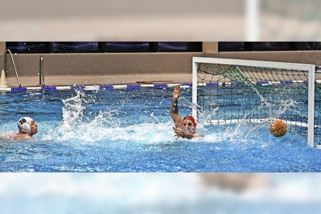 Zwei Siege in drei Spielen für Freiburger Wasserballer