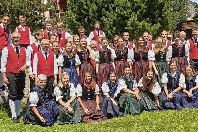 Die Trachtenkapelle Bollschweil zeigt ihr breites Repertoire bei Jahreskonzert