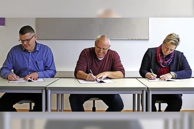 Braunform und Werkrealschule kooperieren