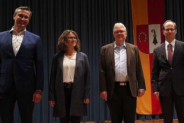 Über 500 Interessierte kommen zur offiziellen Vorstellung der Kandidaten