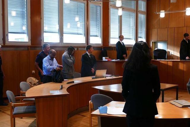 Verlobte des Angeklagten sagt im Prozess aus − sie will keine Psychose erkannt haben