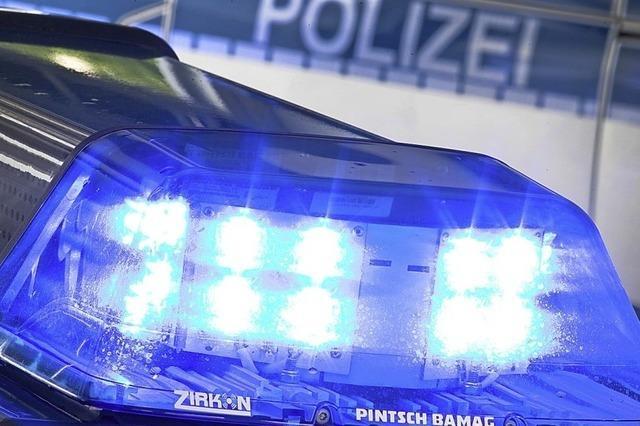 Die Polizei reagiert