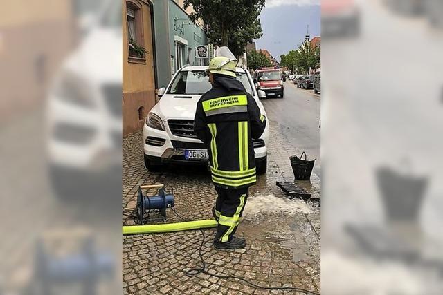 Ein Masterplan für die Feuerwehr