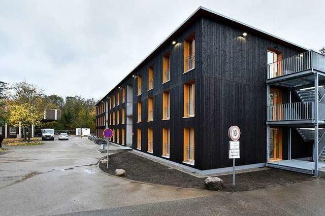 Freiburg schafft 90 neue Wohnplätze für obdachlose Familien