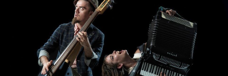 Die Folkband Three for Silver kommt in die Wodan-Halle
