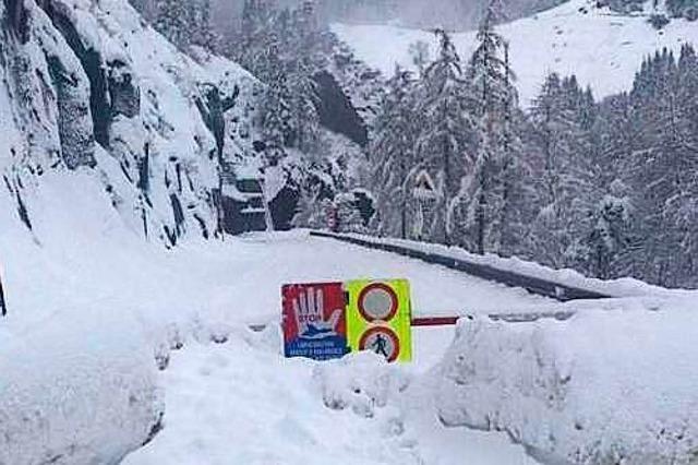 Die Skiclubs aus Weil und Binzen saßen im Ötztal im Schnee fest