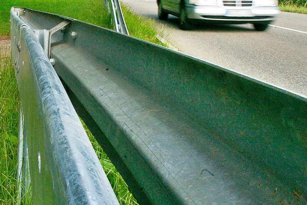 Um einem Fahrzeug auszuweichen, das ih...cher fuhr einfach weiter (Symbolbild).  | Foto: Michael Bamberger