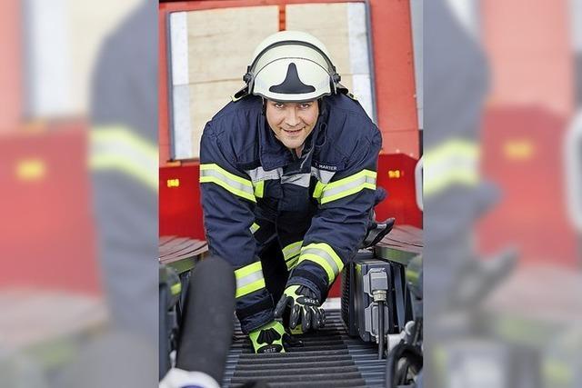Zur Feuerwehr verpflichtet