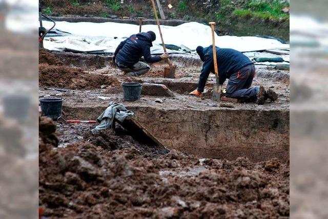 Gemeinderat stimmt zähneknirschend den Mehrkosten für die Ausgrabungen zu