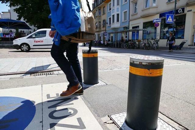SPD will die Basler Straße schon 2020 zur Fußgängerzone machen