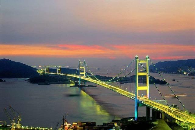 Weltstadtquartett: Peking, Hongkong, Macau, Shanghai