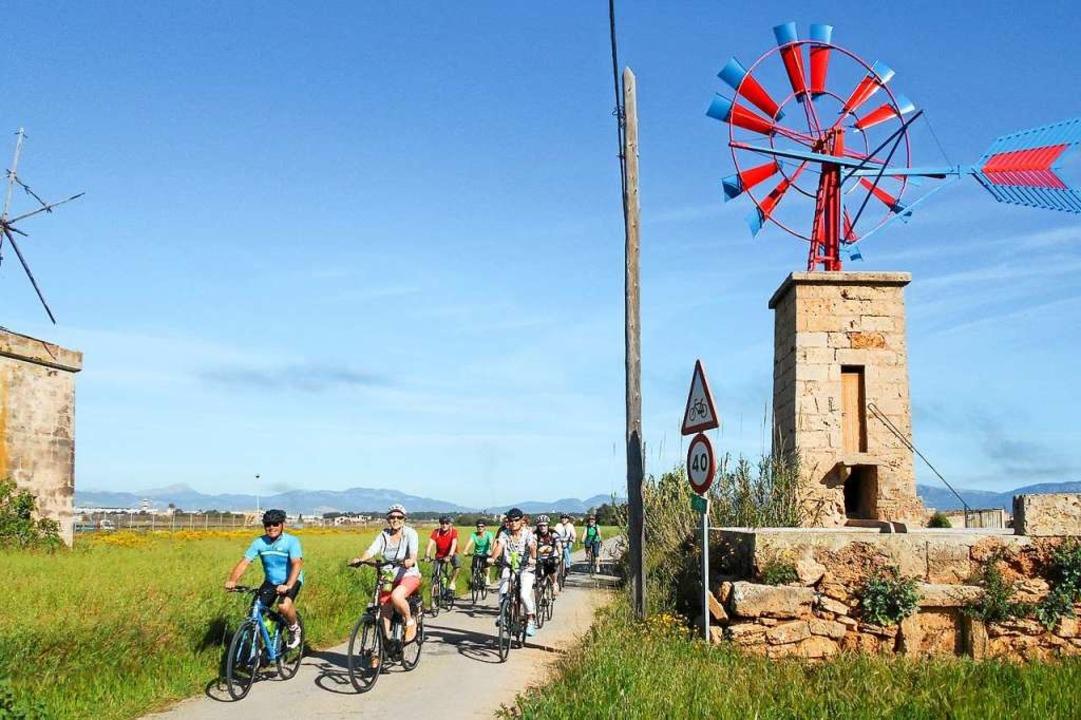 Mallorca gehört zu den beliebtesten Re...ch die Insel auf zwei Rädern erfahren.  | Foto: Mundo