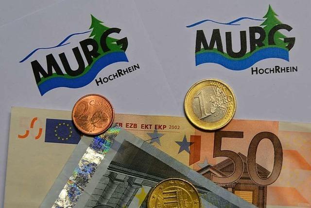 Murg macht 2,6 Millionen Euro neue Schulden