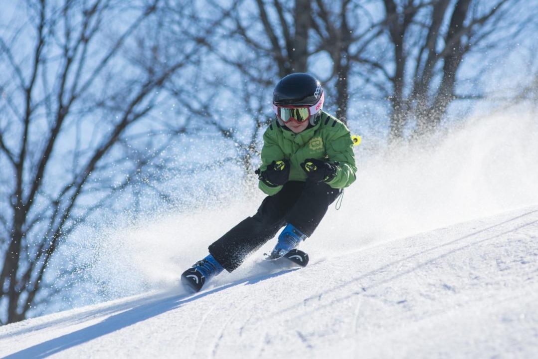 Skifahren als Schulsport – das fordert Manfred Kuner.    Foto: Pexels / Pixabay