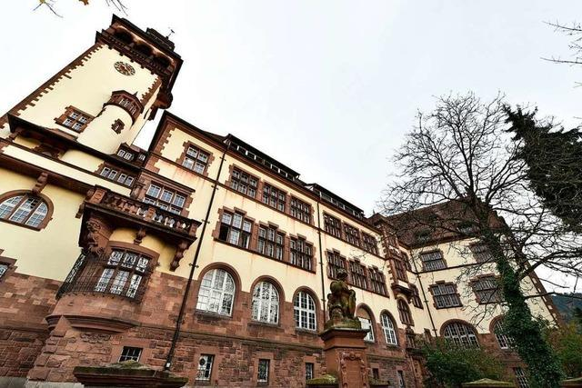 Das Lycée Turenne liegt weiter im Dornröschenschlaf