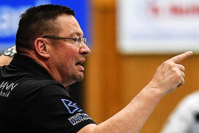 Trainer Ole Andersen wechselt von der SG Köndringen-Teningen zum TV Willstätt