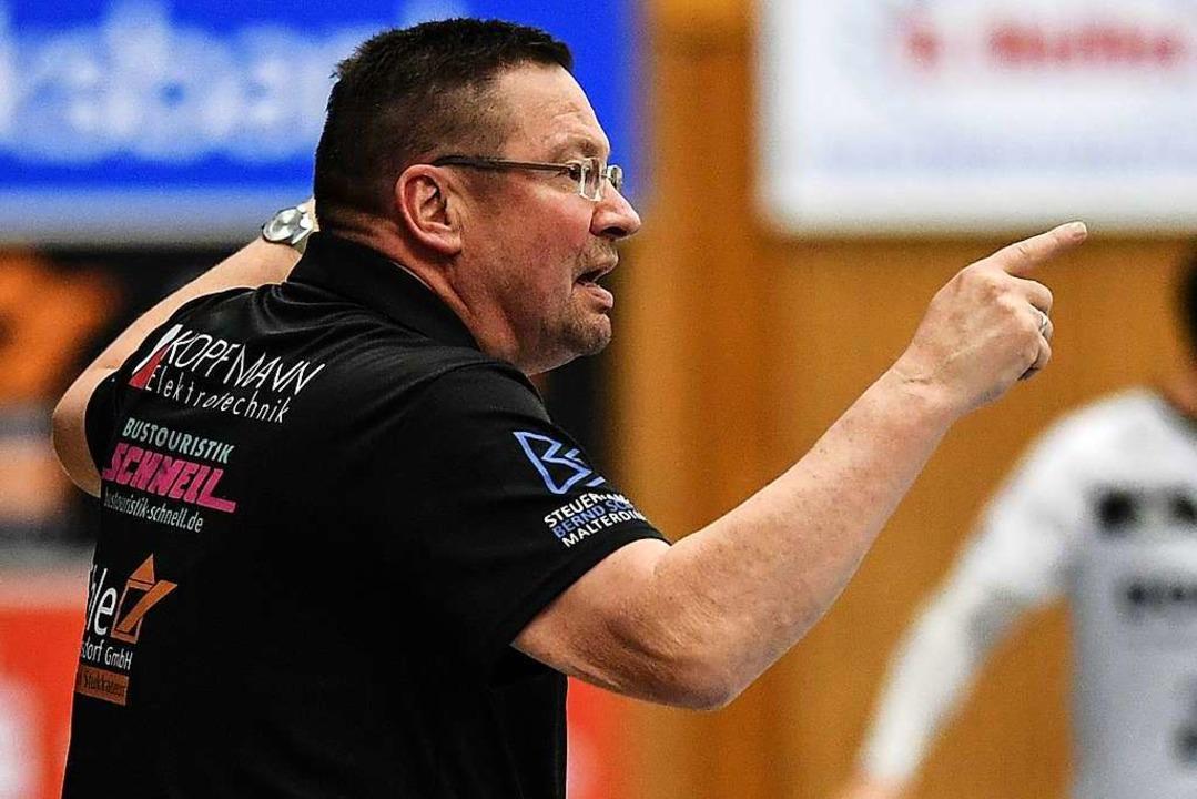 Dirigiert schon von Januar 2020  an de...1, früherer dänischer Nationaltrainer.  | Foto: Patrick Seeger