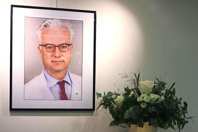 Trauer und Schock am Tag nach dem tödlichen Angriff auf Fritz von Weizsäcker