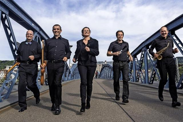 Clemens Seitz Quintett in Emmendingen