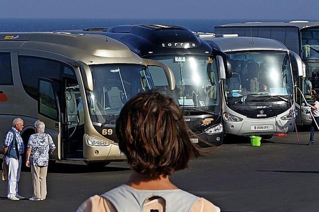 Fünf gute Gründe für eine Busreise