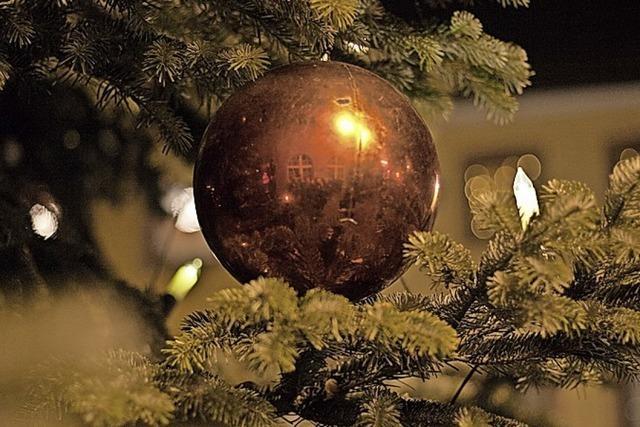 Sperrungen für den Weihnachtsmarkt