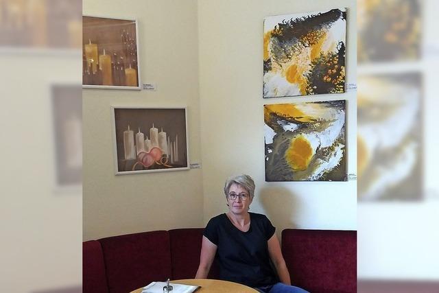 Sabine Rotzoll in Badenweiler