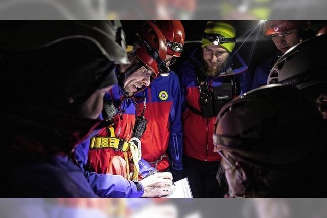 Wachsendes Interesse an Bergwacht
