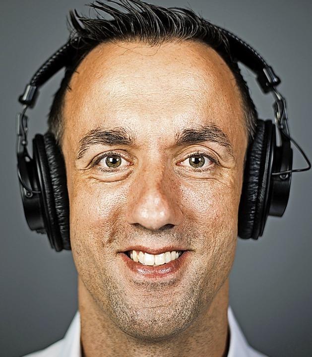 Comedian Matthias Jung    Foto: Manuel Weser