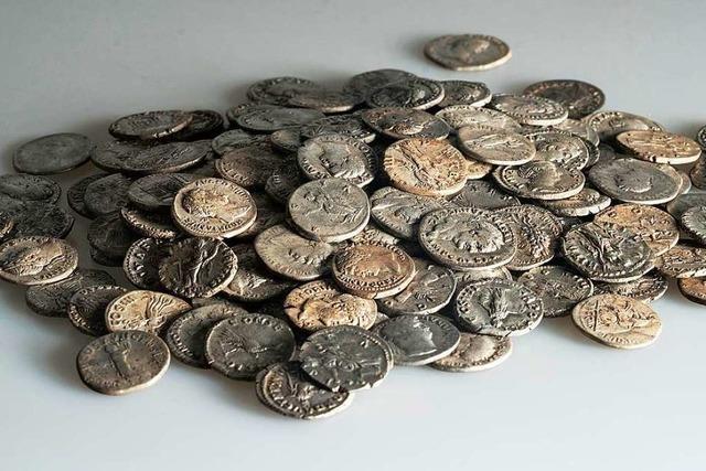 Der römische Silberschatz von Pratteln