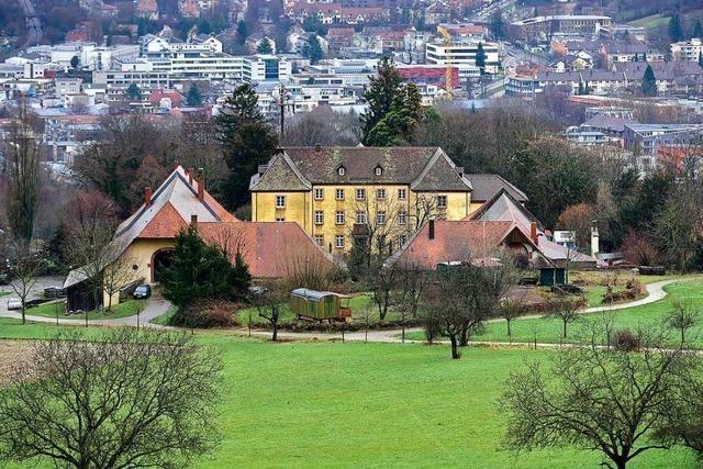 Das Restaurant im Jesuitenschloss in Merzhausen ist geschlossen – mal wieder