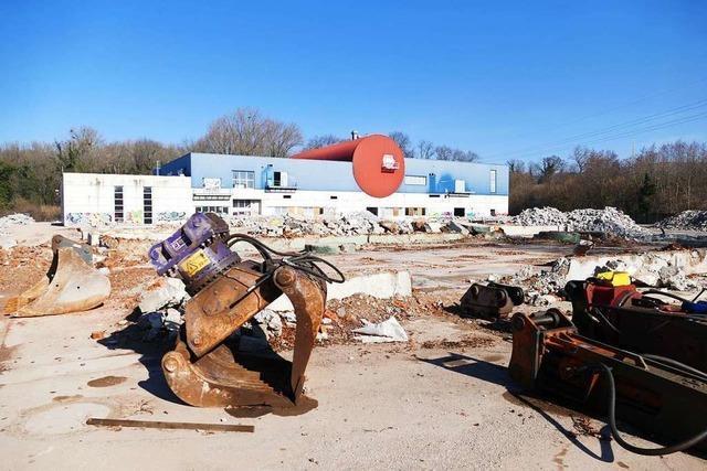 Neues Gewerbe soll auf dem Lofo-Areal in Weil angesiedelt werden