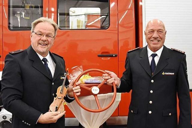 Andreas Möllerke ist der neue Chef der Werkfeuerwehr von BASF
