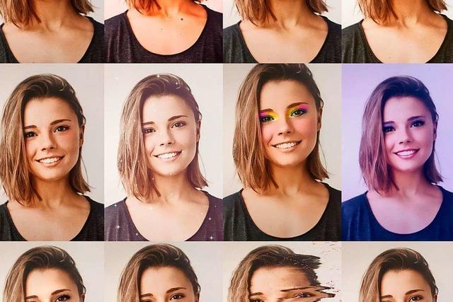 Wie Facefilter Einfluss auf ein bestimmtes Schönheitsideal nehmen