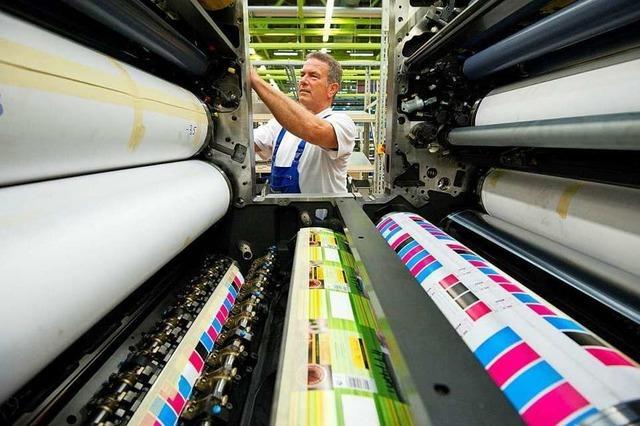 Heidelberger Druck verkauft Lackproduktion in die USA